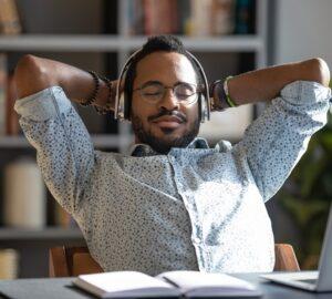 Geluid heeft effect op de gezonde werkplek
